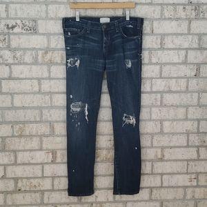 Current\Elliott Loved Destroyed 1968 Skinny Jeans